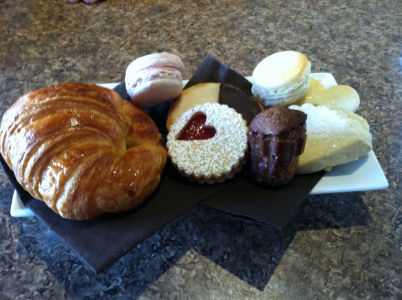 More delicious treats from Les Madeleines