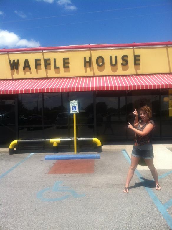 Waffle House Model :)