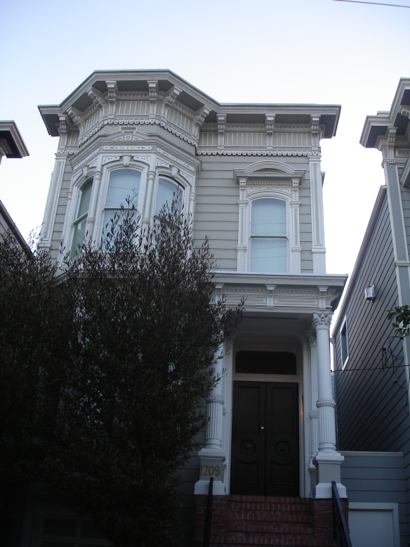 The Full House House (Or something that closely resembles it at least).