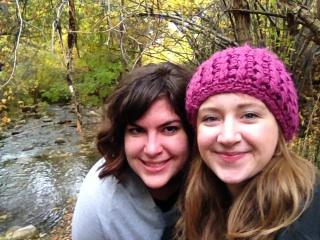 My friend Emily and I enjoyed the full effect of fall by walking through Memory Grove the other day.